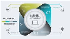 HOW TO MAKE AN INFOGRAPHIC BUSINESS DESIGN TEMPLATE VECTOR Illustrator T...