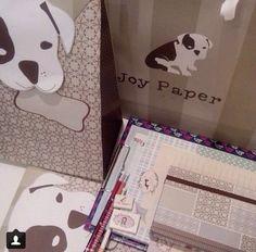 Tudo fica lindo com Joy Paper Papelaria joypaper.com.br - Shop Iguatemi SP