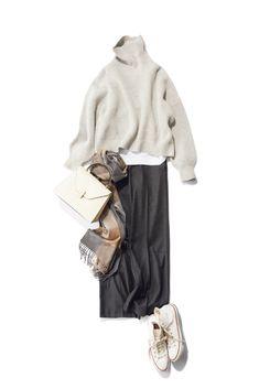 Skirt Fashion, Hijab Fashion, Fashion Outfits, Japanese Fashion, Korean Fashion, Mode Outfits, Casual Outfits, Looks Style, My Style