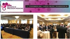 We are at Big Data in Precision Medicine Conference discussing impact of Big Data in precision medicine research and solutions Phacilitate