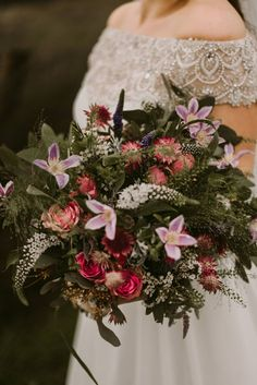 Nessa and Martin met at a friend's wedding 10 years ago. I Dress, 10 Years, Big Day, Wedding Bouquets, Real Weddings, Christmas Wreaths, Floral Wreath, Wedding Day, Holiday Decor
