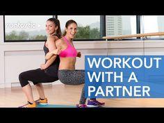 10 BEST Partner Exercises - YouTube
