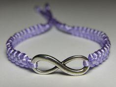 Infinity Bracelet NEW COLOR by ByKarianne on Etsy, kr55.00/$9.37