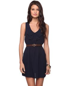 simple dress. love this fit, good for practically every body type!