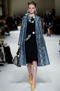 ~ Living a Beautiful Life ~ Miu Miu Fall 2015 Ready-to-Wear - Collection - Gallery - Style.com