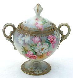 Prussia  Porcelain (Germany) —  Sugar Bowl  (600x637)