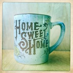 at home, design homes, turquoise, new homes, coffee cups