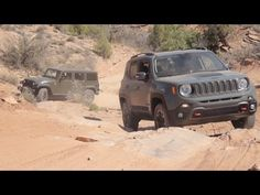 Let's Find Out If The Jeep Renegade Is A Real Jeep