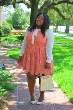 Musings of a Curvy Lady, Plus Size Fashion, Fashion Blogger, Women's Fashion , Charlotte Russe Plus, Charlotte Russe, Charlotte Look,  70s Inspired Fashion, Neck Tie Blouse, Fall Fashion