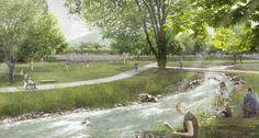 "Giardini per l'esposizione ""Gartenschau Bad Herrenalb 2017"""