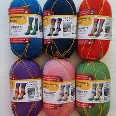 Regia Pairfect by Arne & Carlos 4ply fingering weight sock yarn