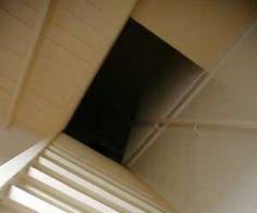 Info about attic organization