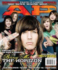 AP 248.1 // March 2009 // Bring me the Horizon