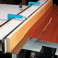 How to attach a router to a ryobi table saw workshop ideas pinterest rip fence add ons woodsmith tips greentooth Image collections