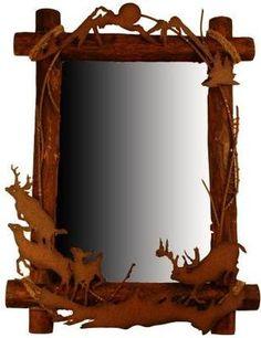 Laser cut mirror $70
