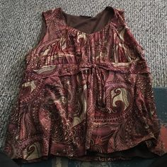 Apt 9 tank size 3x Any questions please ask Apt. 9 Tops Tank Tops