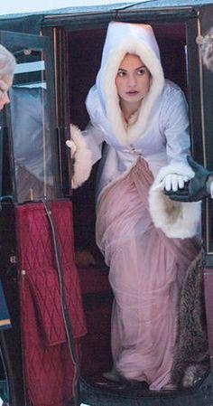 Lily James as Natasha Rostova in War and Peace (TV Mini-Series, Period Costumes, Movie Costumes, Peace Tv, The Other Boleyn Girl, Lily James, Period Outfit, Historical Costume, Costume Dress, Fashion History