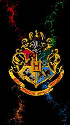 Brasão Harry Potter ⚡