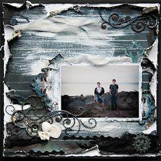 Scrap Escape: Total Calm - Scraps Of Darkness