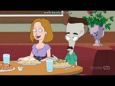 Very funny American dad scene
