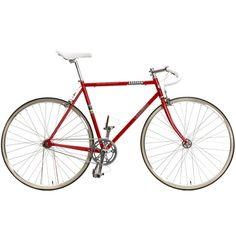 Crescent Retro är ett riktigt fint bygge och har allt en riktig cykelälskare behöver: det klassiska utseendet och en retroram i riktigt stål