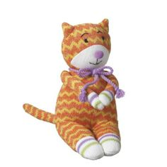 4 Stuffed Cats by Gordon Companies, Inc. $129.00. 4 Stuffed Cats/Officially licensed Monkeez merchandise/Recommended for ages 3 and up/12''H x 5''W x 4''D/made of polyester,acrylic yarn and magnets/you get 4 of the item shown