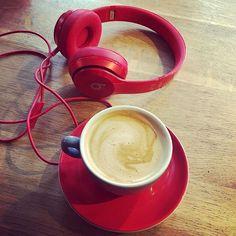 BEATS & COFFEE @samskitchendeli #bathcity #beatsandcoffee #coffeelover #Audiophile #Audio #Headphones #Headsets #Earbuds via Headphones on Instagram - Best Sound Quality Audiophile Headphones and High-Fidelity Premium Earbuds for Hi-Fi Music Lovers by AudiophileCans