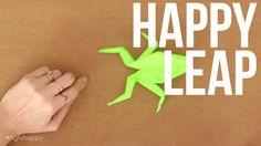 DIY Frog Origami                                                                                                                                                                                 More
