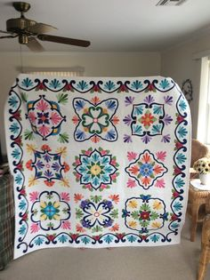 Made by JuDon, quilted by Tammie Ruffle, Nashville, TN
