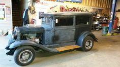 1930 chevy sedan delivery
