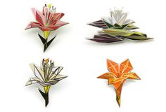 Luxury Lilies Pin Pack
