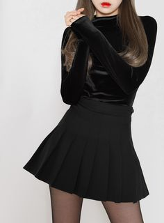Classic Pleat Tennis Skirt | MIX X MIX | Shop Korean fashion casual style clothing, bag, shoes, acc and jewelry for all