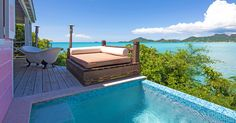 I'll just be out here if ya need me...Antigua hotels and resorts-relaxing antigua vacations at Cocobay.