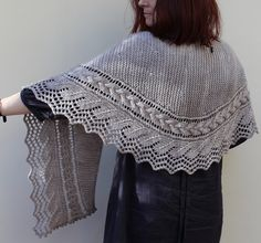 Ravelry: Project Gallery for Forever More pattern by Justyna Lorkowska