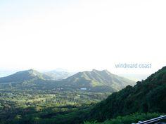 Windward Coast - Oahu, Hawaii