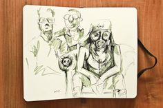 inspiring sketchbook ideas - Google Search