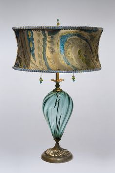 Kinzig Designs -- it's safe to say that there isn't a lamp from this line that isn't a stunner.