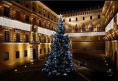 L' Albero di Natale: ''Tutto il Natale di Siena''