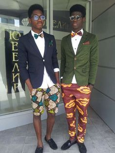 To cool for school ~Latest African Fashion, African women dresses, African… African Fashion Designers, African Inspired Fashion, African Print Fashion, Africa Fashion, Ethnic Fashion, Mens Fashion, Fashion Trends, Retro Fashion, African Fashion For Men