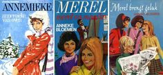 Boekjes uit mijn jeugd