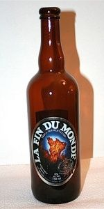La Fin Du Monde is a Tripel style beer brewed by Unibroue in Chambly, QC…
