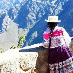 Colores en Arequipa! #arequipa #cañondelcolca #peru #southamerica #travel