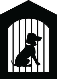 Kennel, Silhouette