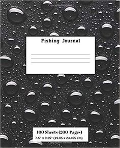 Fishing Journal: Ricky Lee: 9781695581708: Amazon.com: Books