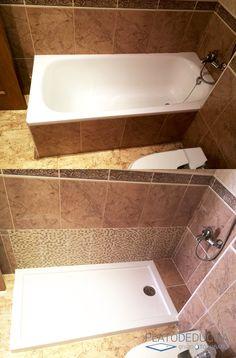 28 mejores imágenes de Reformas cuartos de baño | Shower trays ...