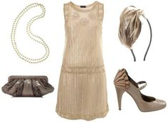 Guest attire - Gatsby Wedding