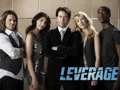 Leverage - I liked this show before I found out BridgePort Brewery is going to be a location next season.  Now I LOVE it!