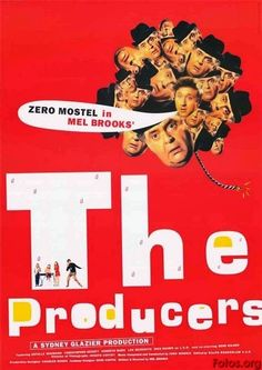 CINELODEON.COM: Los productores. Mel Brooks.