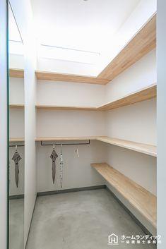 Clothing Store Design, No Closet Solutions, Wardrobe Room, Wooden Cottage, Dressing Room Design, Diy Wall Shelves, House Entrance, Modern Bedroom, Home Renovation