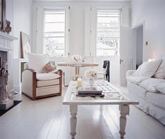 Rachel Ashwell's Shabby Chic Inspirations | House and Home